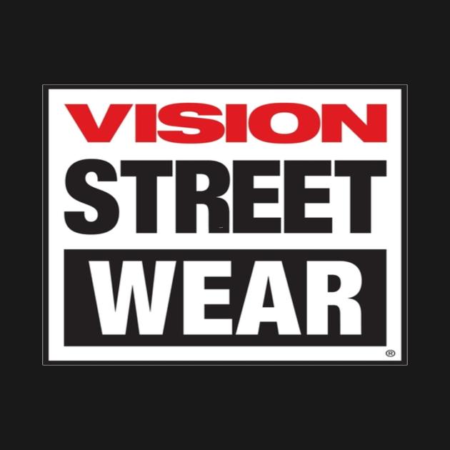 TeePublic: Vision Street Wear