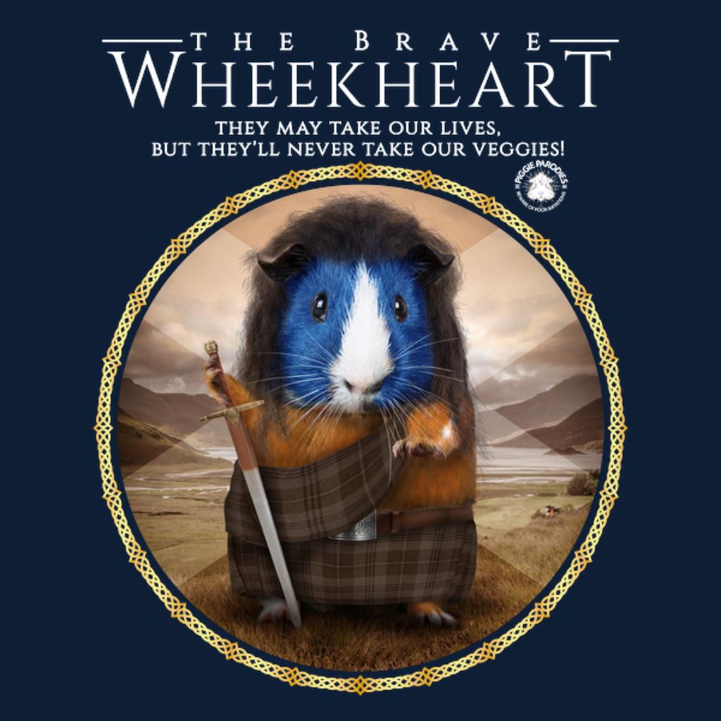 NeatoShop: Brave Wheekheart
