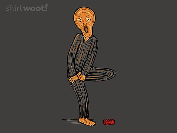 Woot!: The Scream of Pain