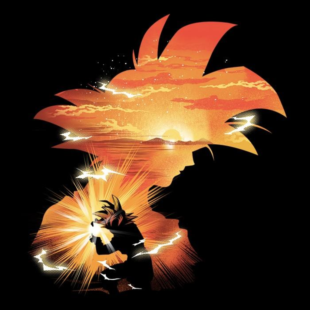 Once Upon a Tee: Heroic Sunset