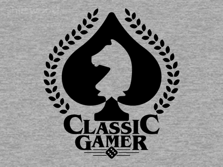 Woot!: Classic Gamer