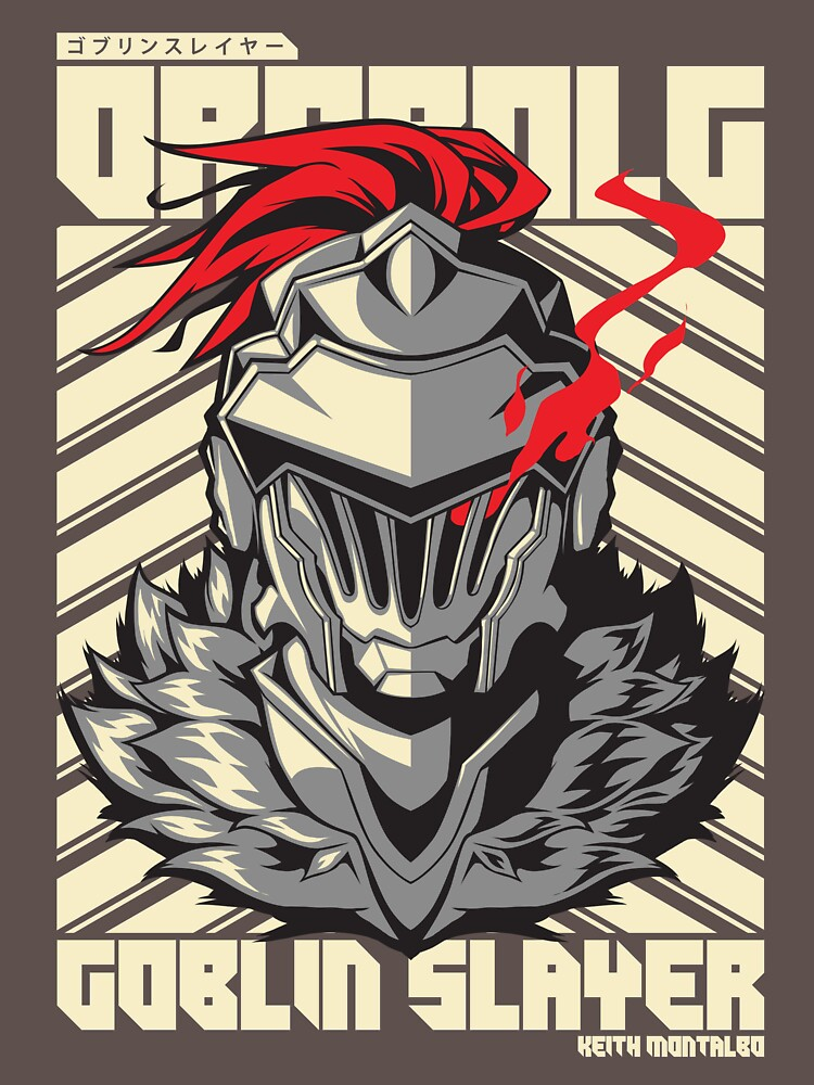 RedBubble: GOBLIN SLAYER