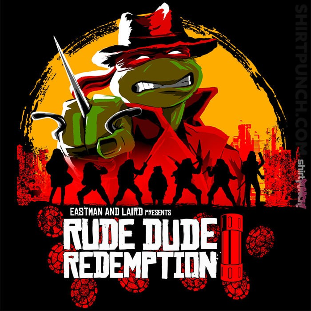 ShirtPunch: Rude Dude