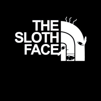 BustedTees: The Sloth Face