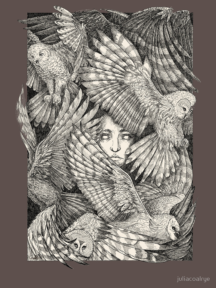 RedBubble: Daughter of Owls