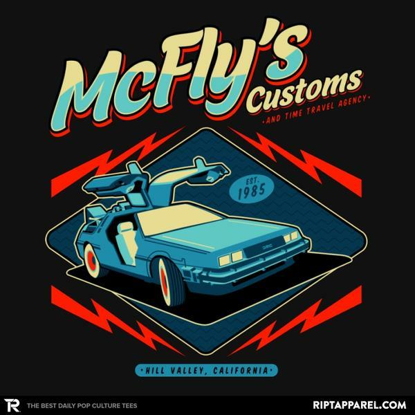 Ript: McFly Customs