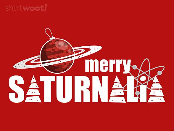 Woot!: Merry Saturnalia