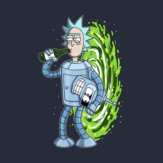 TeePublic: Bender has a secret