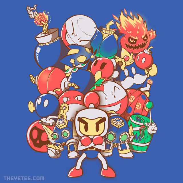 The Yetee: The Ultimate Bomb