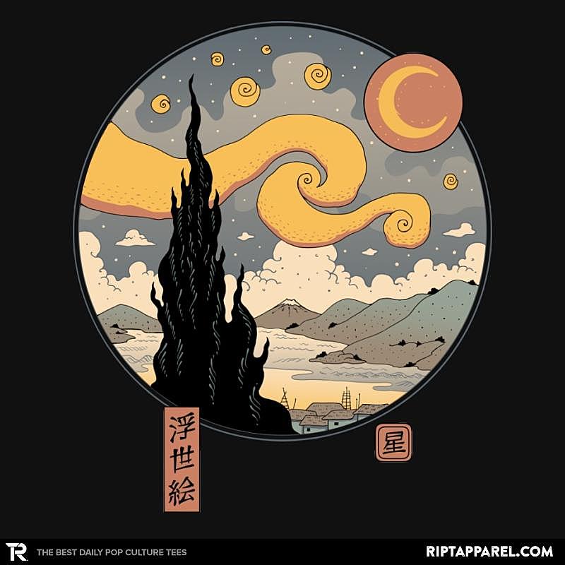 Ript: Starry Ukiyo-e Night