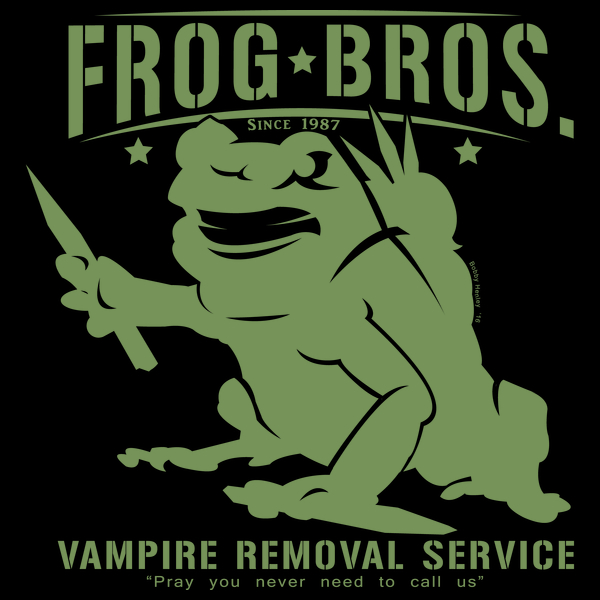 NeatoShop: Frog Bros