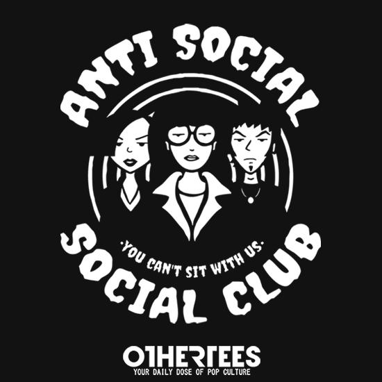 OtherTees: Anti Social Club