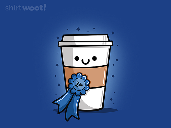 Woot!: But 1st, Coffee