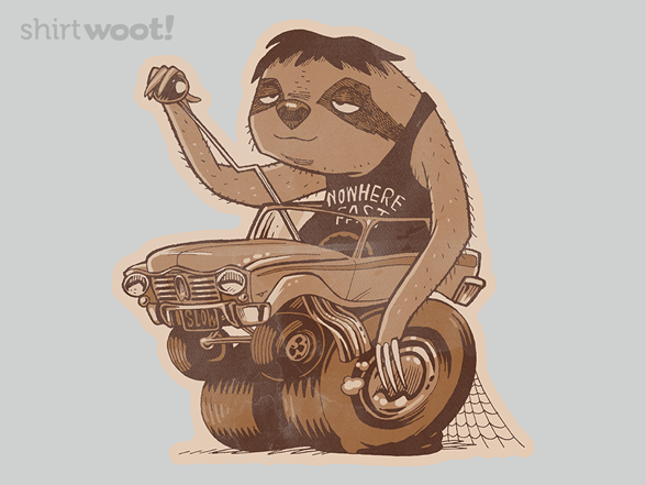 Woot!: Big Daddy Sloth