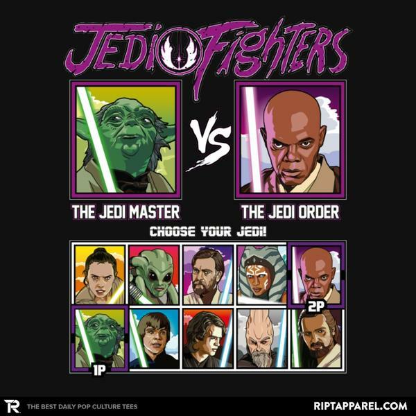 Ript: Jedi Fighters