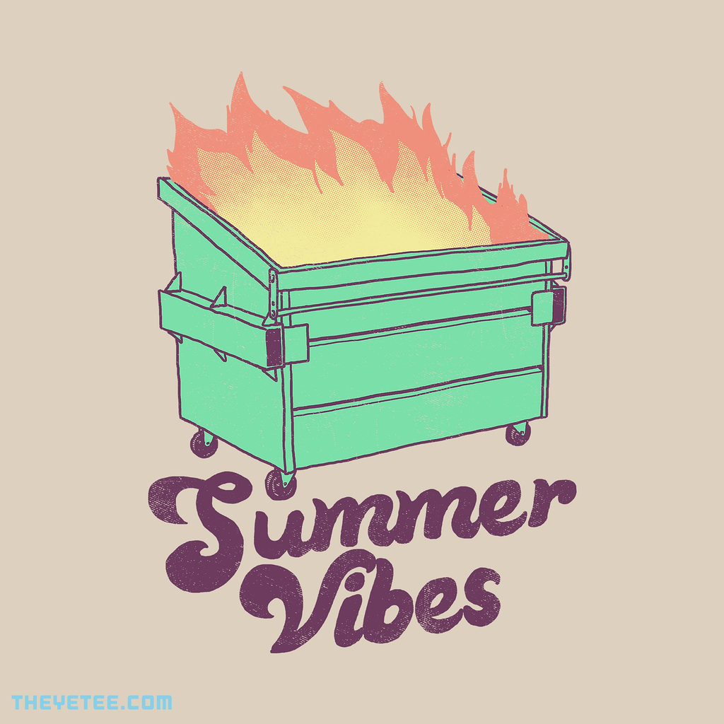 The Yetee: Summer Vibes