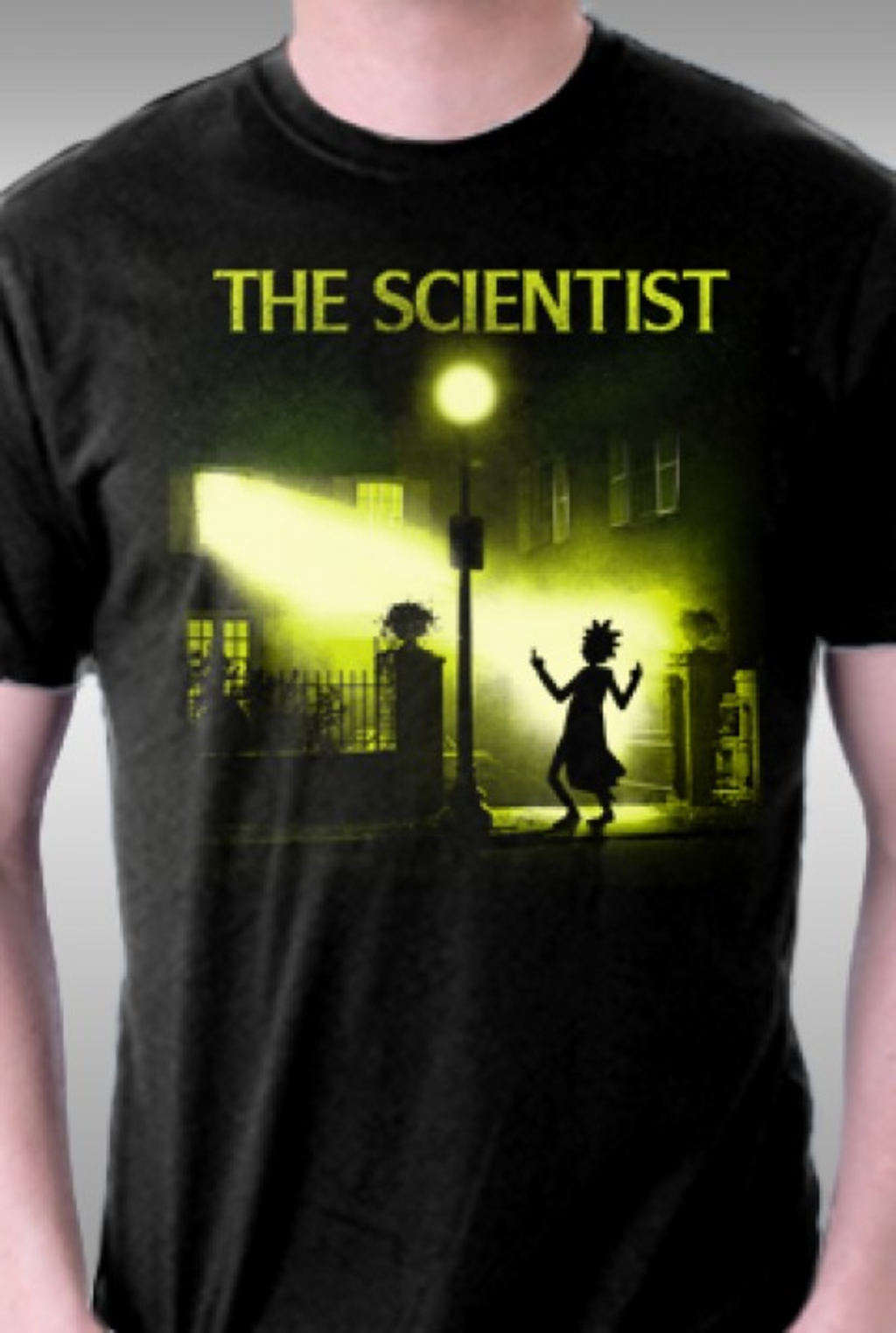 TeeFury: The Scientist