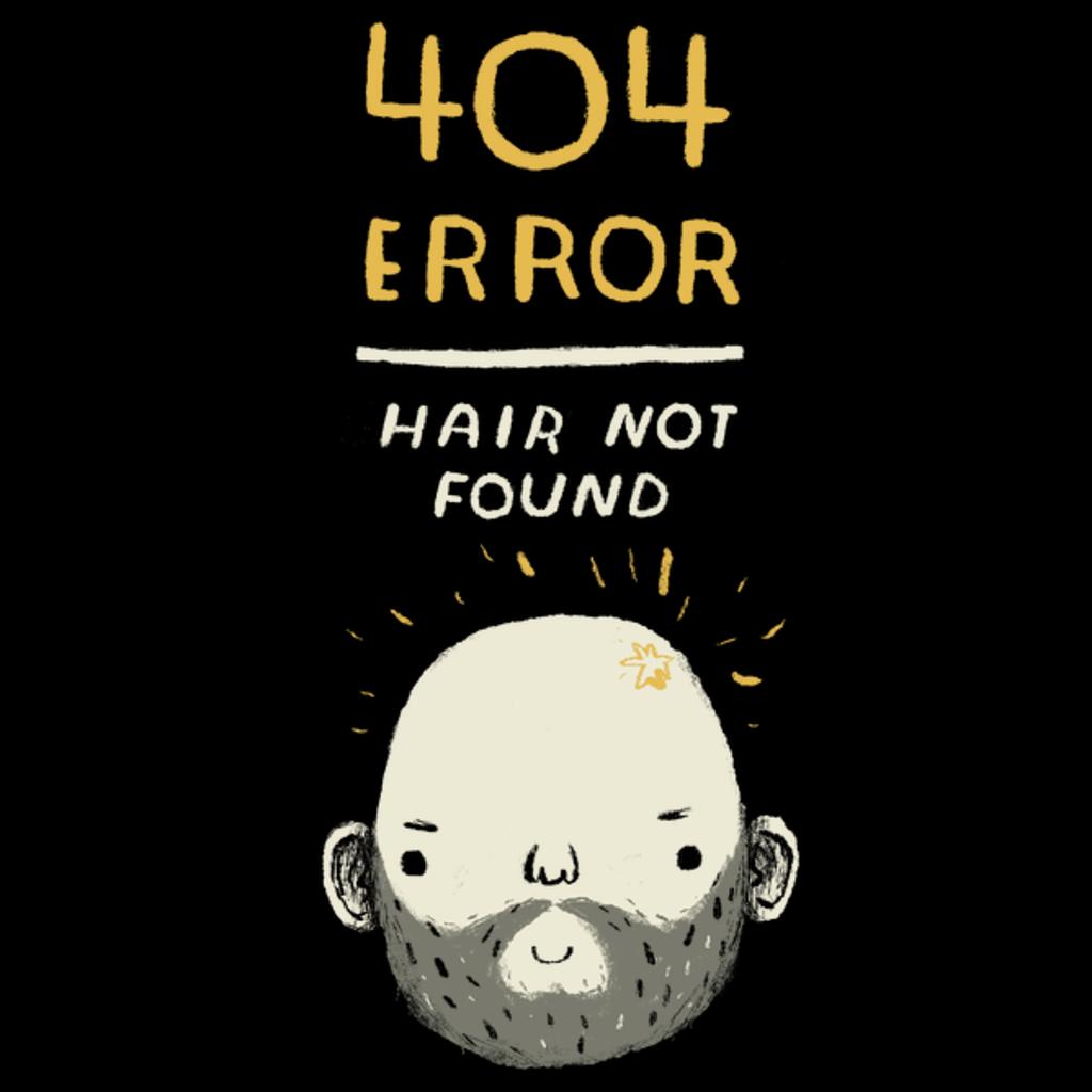 NeatoShop: 404 error - hair not found