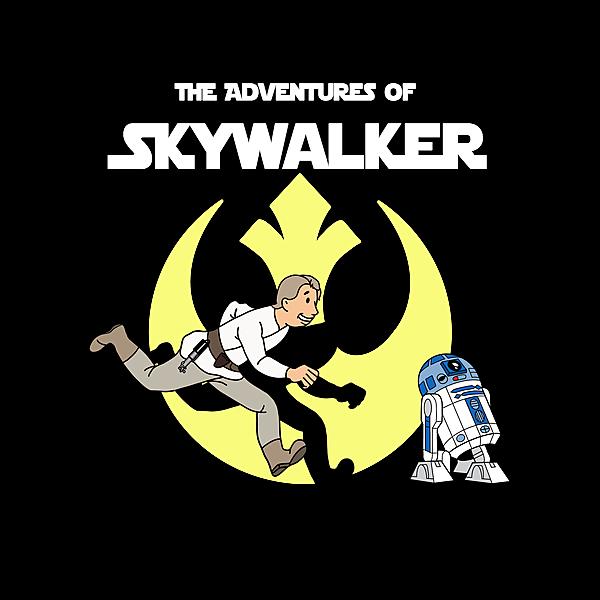 NeatoShop: The Adventures Of Skywalker