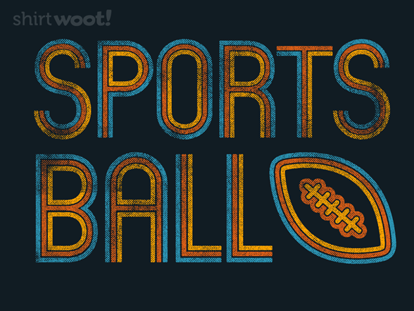 Woot!: Retro Sports Ball