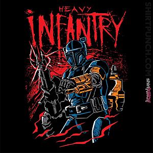 ShirtPunch: My Metal Monster