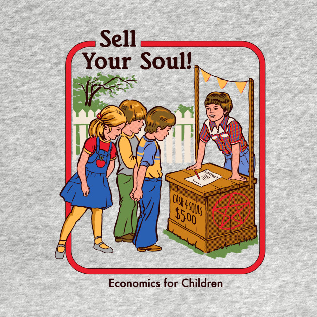 TeePublic: Sell Your Soul