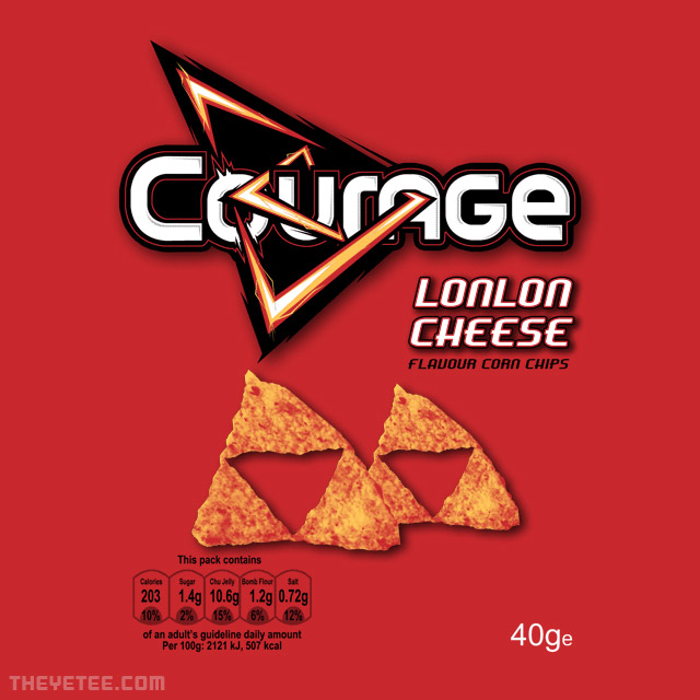 The Yetee: A Snack To The Past