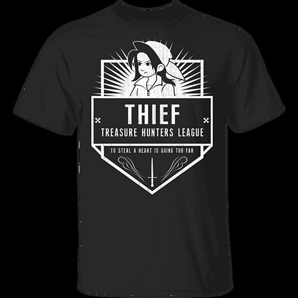 Pop-Up Tee: Thief Treasure Hunters League
