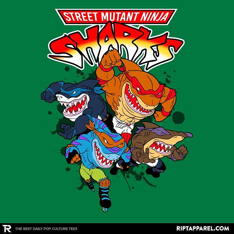 Ript: Street Mutant Ninja Sharks