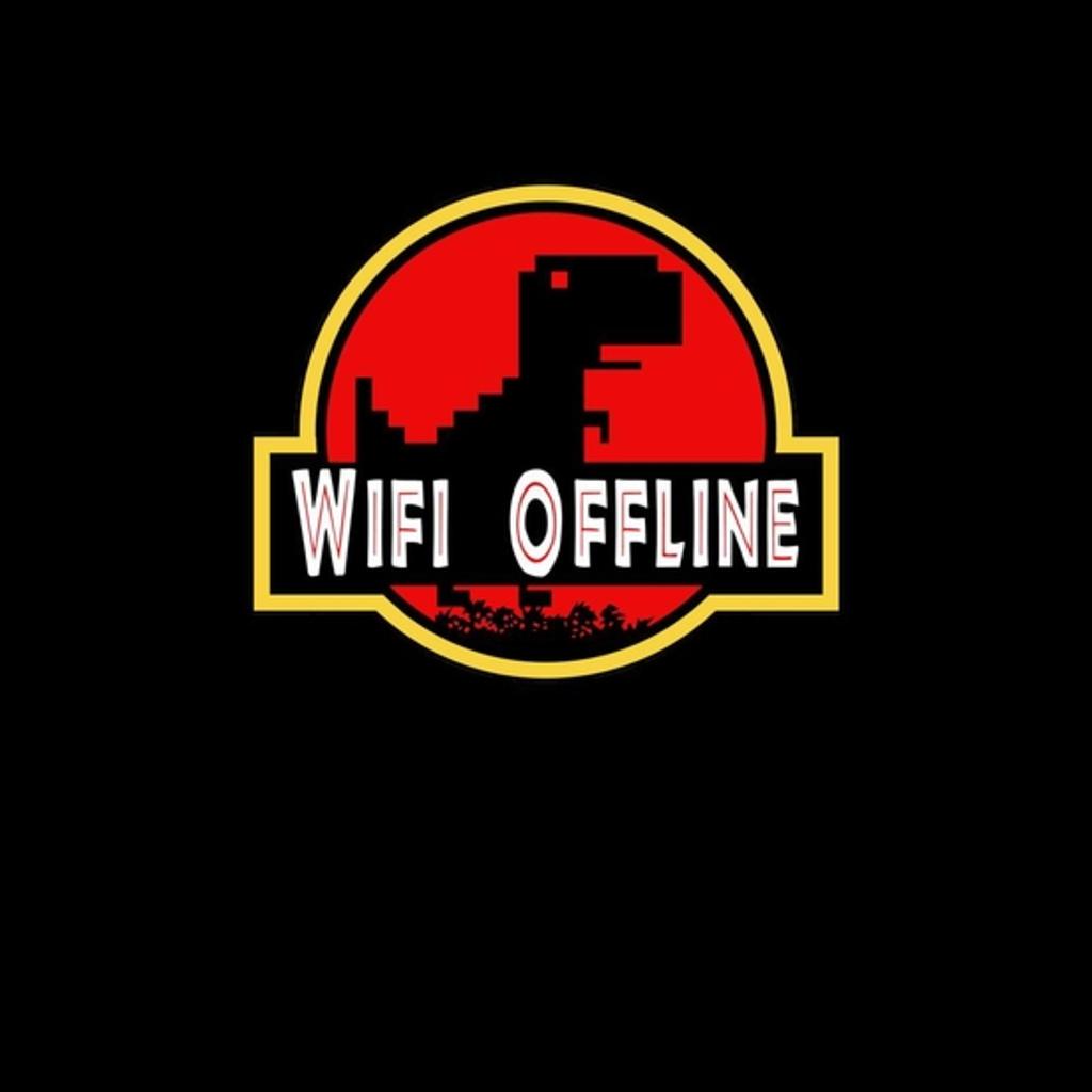 BustedTees: Wifi Offline