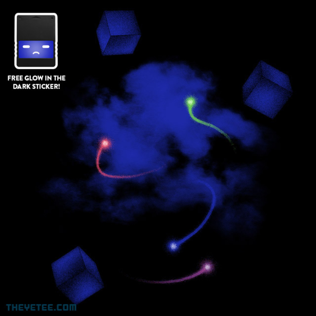 The Yetee: BLUE DISC