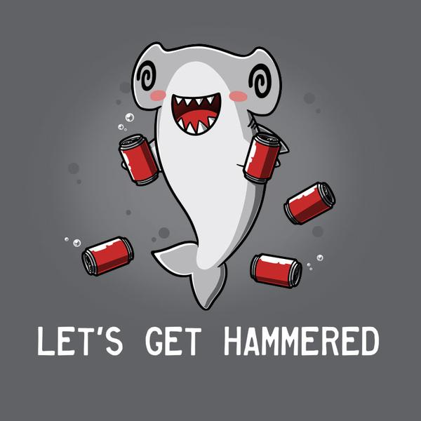 TeeTurtle: Let's Get Hammered