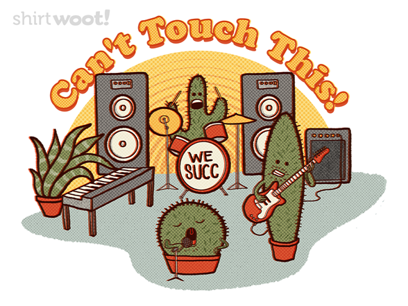 Woot!: Can't Touch This