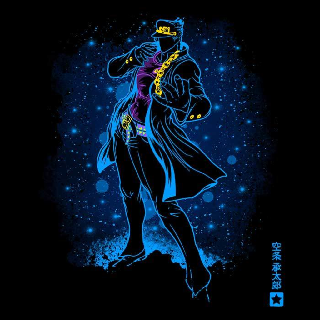Once Upon a Tee: The Jotaro