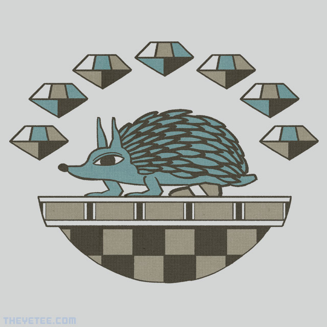 The Yetee: Hedgehog of Legend
