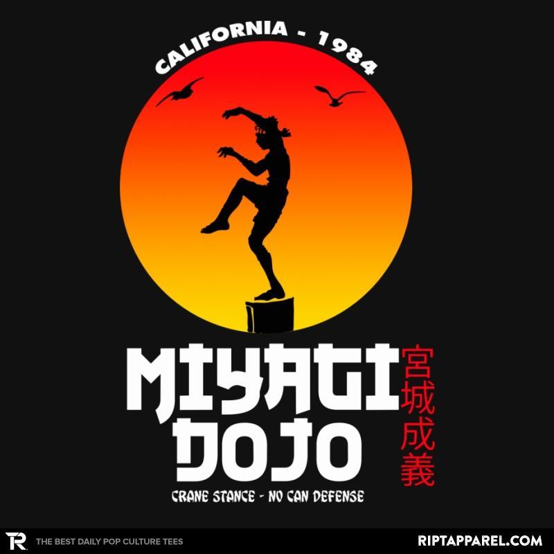 Ript: Miyagi dojo