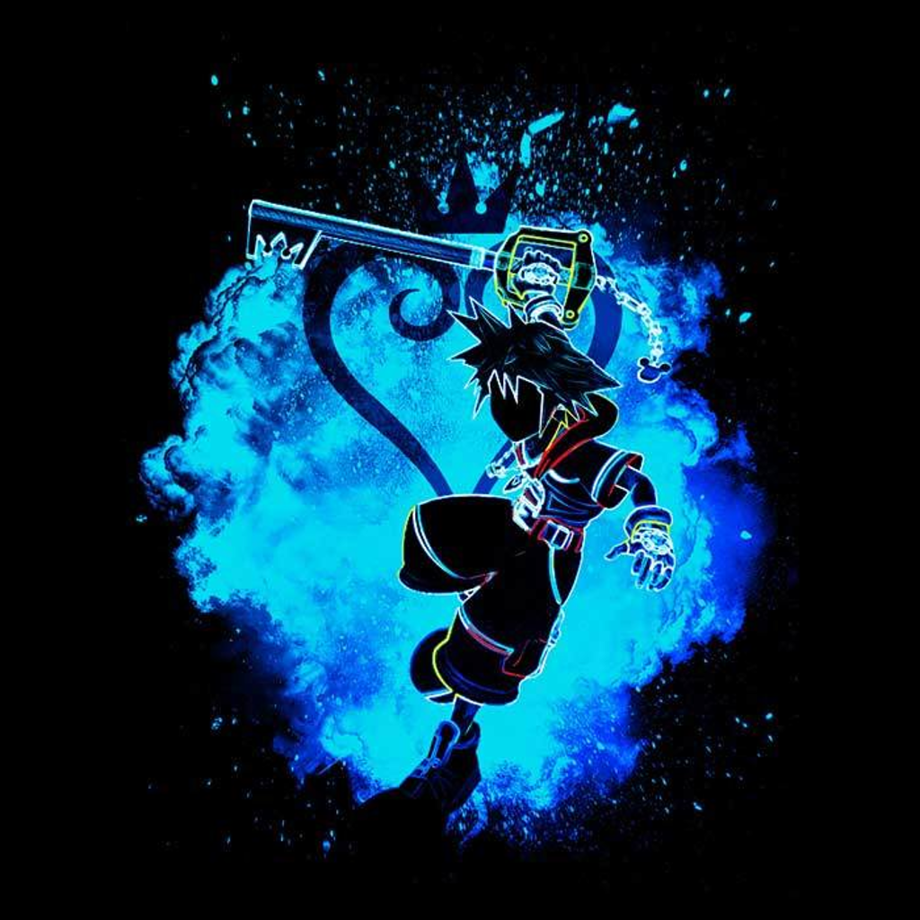 Once Upon a Tee: Soul of the Keyblade