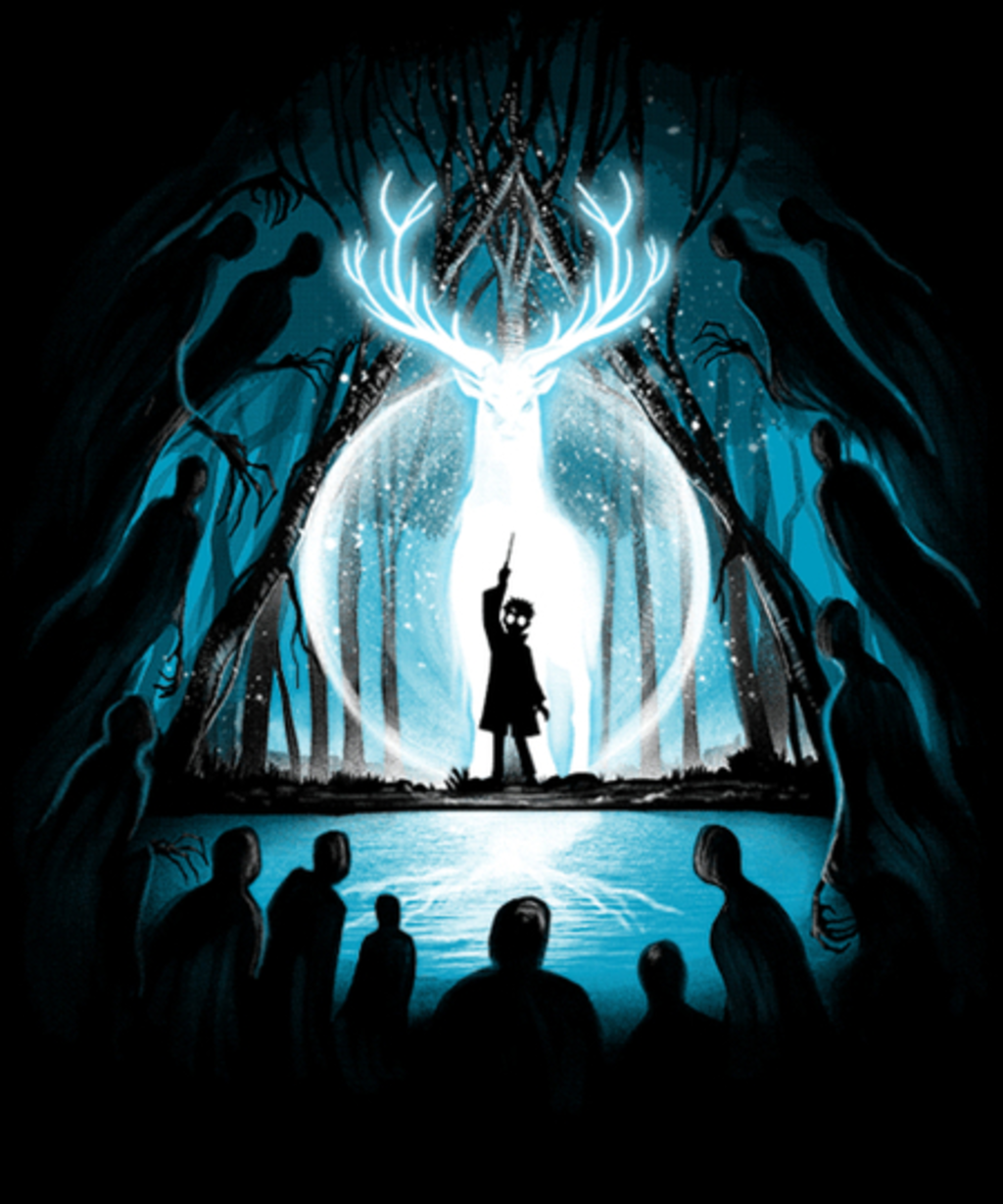 Qwertee: Patronus Fight!