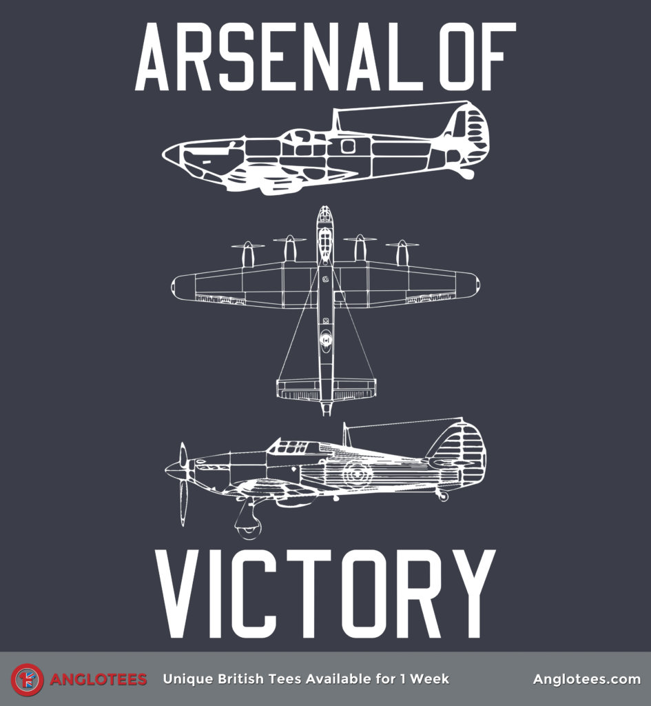 Anglotees: The Arsenal of Victory