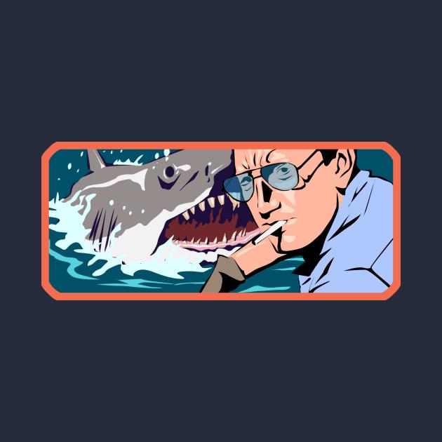 TeePublic: Jaws We're Gonna Need A Bigger Boat