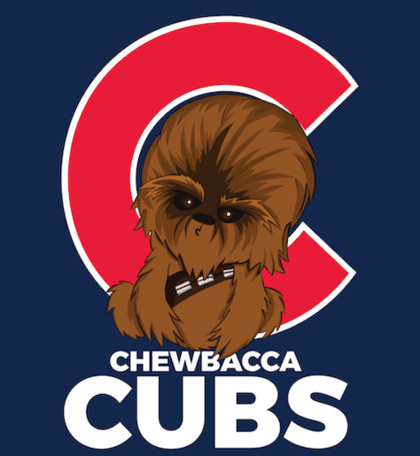 Shirt Battle: Chewbacca Cubs Chibi