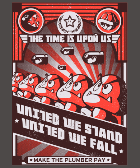 Qwertee: United We Stand