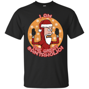 Pop-Up Tee: The Great Santaholio