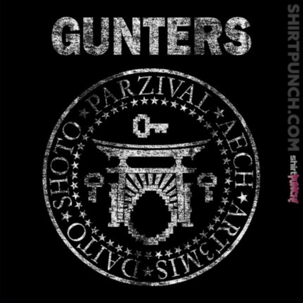 ShirtPunch: The Gunters
