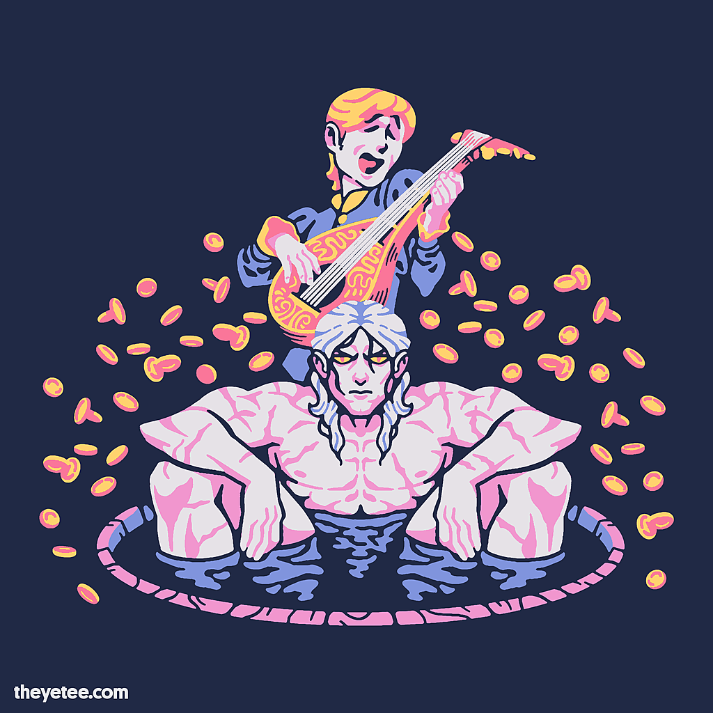 The Yetee: Toss A Coin