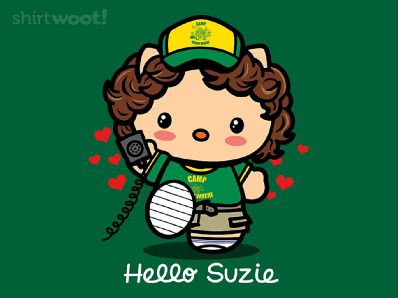 Woot!: Hello Suzie