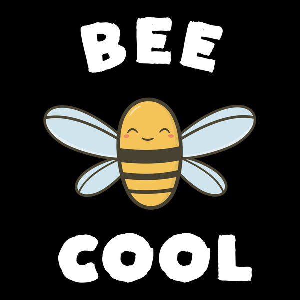 NeatoShop: Bee Cool Funny Bee Pun