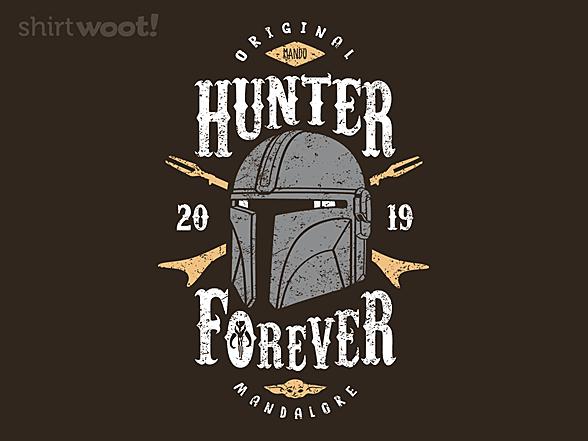 Woot!: Hunter Forever
