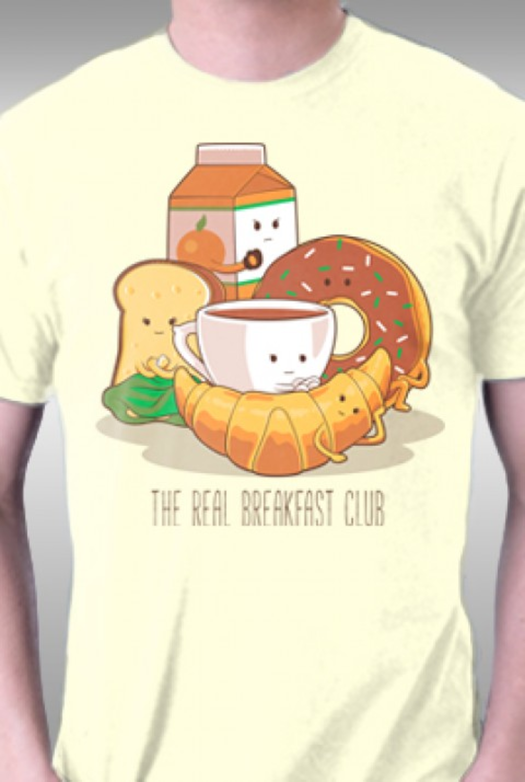 TeeFury: The Real Breakfast Club