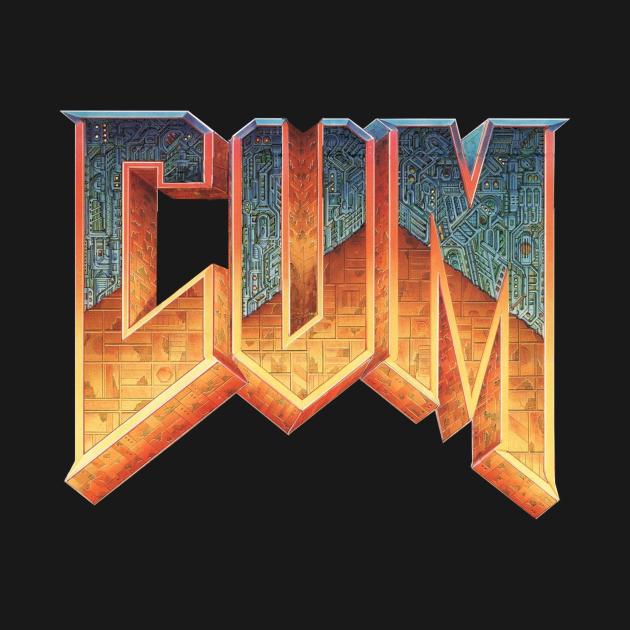 TeePublic: Doom Cum